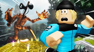 He Summoned Siren Head! A Roblox Movie