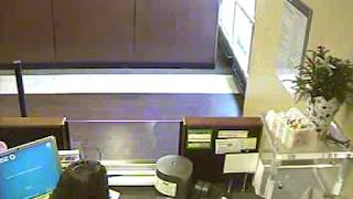 Chase Bank Branch Robbed, Suspect at Large