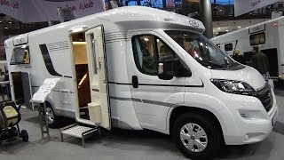 2017 LMC Cruiser Passion T673G - Exterior and Interior - Caravan Show CMT Stuttgart 2017