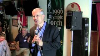 "Yaron Brook Promotes ""Free Market Revolution"""