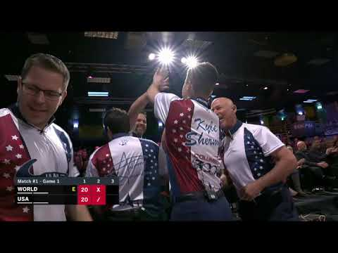 2019 USA Versus The World (WSOB X)