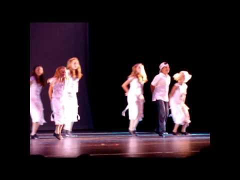2010 - Trevor's Tap Rec Team Recital Performance
