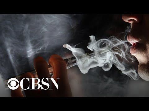 CDC identifies vitamin E acetate as possible cause of vaping illnesses