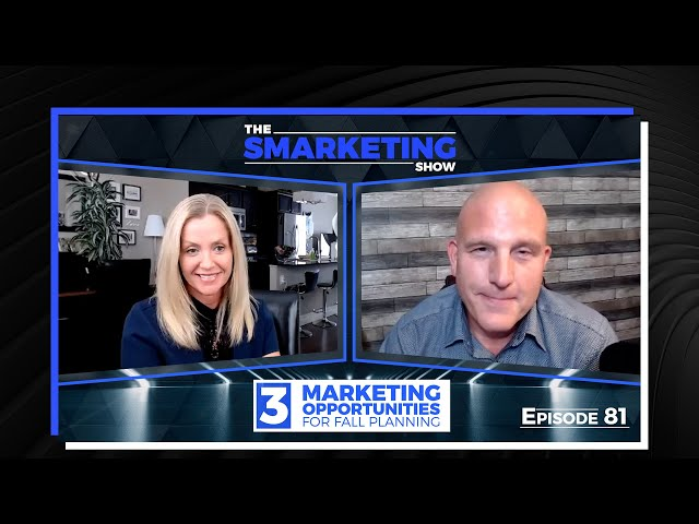 3 Marketing Opportunities for Fall Planning - Ep- 81