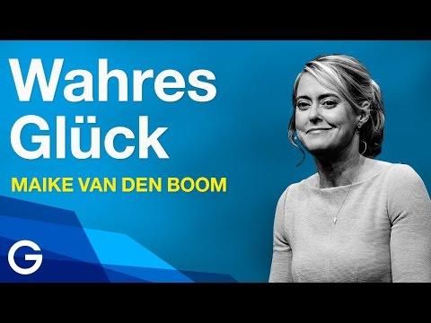 Glücklich sein ist so einfach // Maike van den Boom