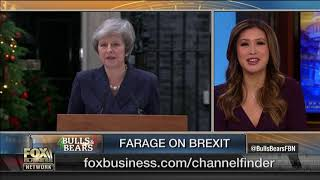 Nigel Farage: The UK is now a laughing stock