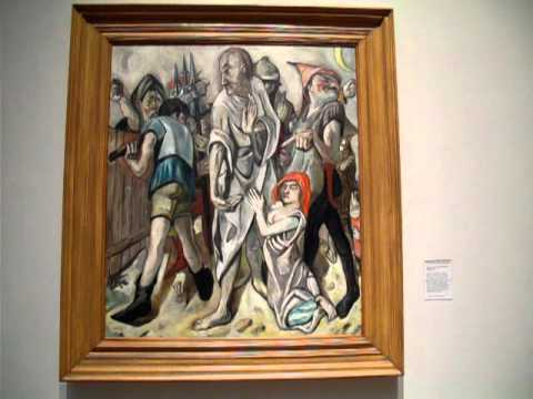 Max Beckmann, Saint Louis Art Museum (Missouri December 2011)