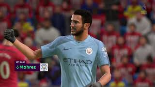 Epl Highlights            Manchester City vs  Southanmpton     (4.11.2018)