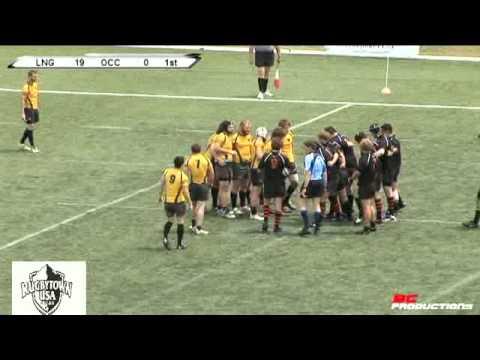 Longwood University Rugby National Championship (1st Half)