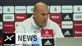 Zinedine Zidane: Cristiano Ronaldo Gegen Celta Vigo Dabei | Celta Vigo - Real Madrid