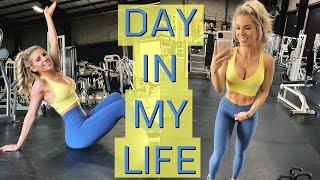 DAY IN MY LIFE | CEO & Fitness