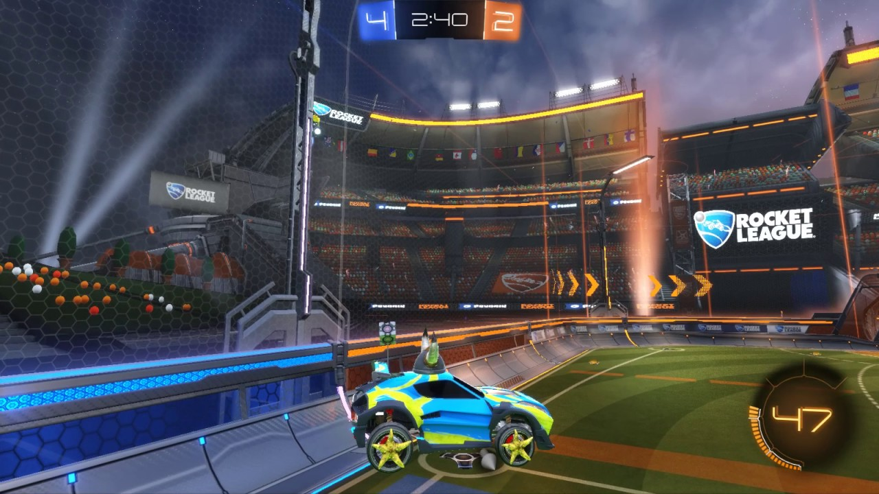 Rocket League Champions Field Gameplay Youtube