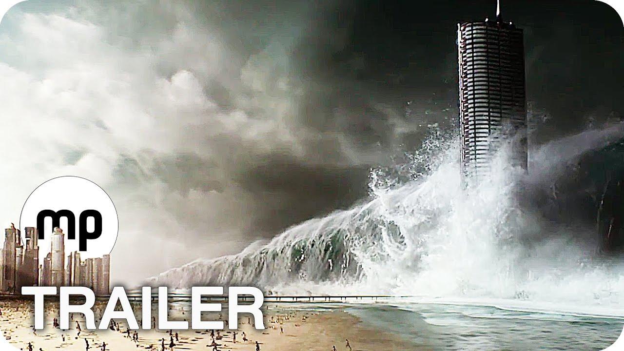 Geostorm Trailer Deutsch