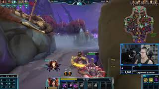 The Morrigan: This build hits HARD!!! - Smite