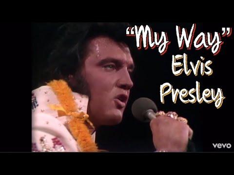 ELVIS PRESLEY  MY WAY (ALOHA FROM HAWAII, LIVE IN HONOLULU, 1973)  REACTION