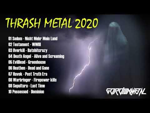 THRASH METAL 2021 MIX