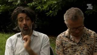 flat earth society feat mauro pawlowski gent jazz festival 2016 interview