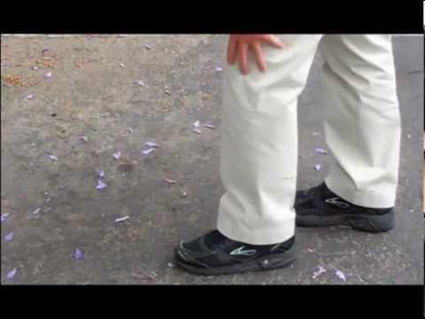Heel to Toe Walking Explained