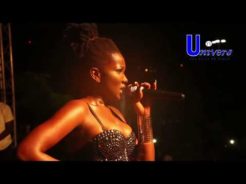 Ebony dazzles fans with Hit song