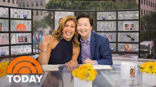 Ken Jeong Talks About Leaving Medicine For Acting: 'I've Always Followed My Passion' | TODAY