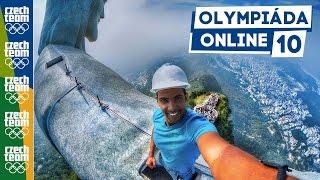 Nejlepší selfie z olympiády?   Olympiáda online   Rio 2016