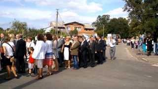 Dożynki Powiatowe Rzadkowo 2012