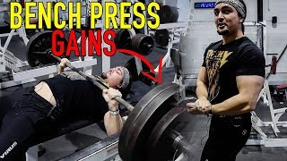 How I Got BACK My Bench Press Strength