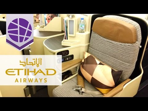 ETIHAD AIRWAYS Business Class B777-300 | Manila - Abu Dhabi, Round-Trip | EL's Planet