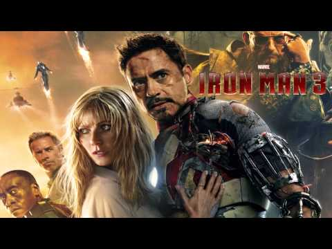Iron Man 3 - 02 War Machine | Soundtrack
