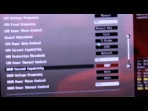 Asus Republic of Gamers Maximus V Gene Z77 Motherboard + Intel 2600k O.C. Trial run