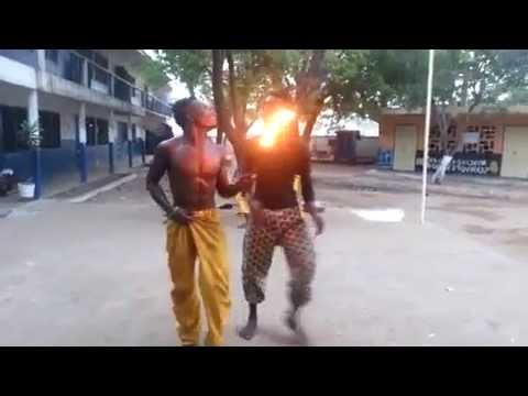 Rastaflex African Acrobats