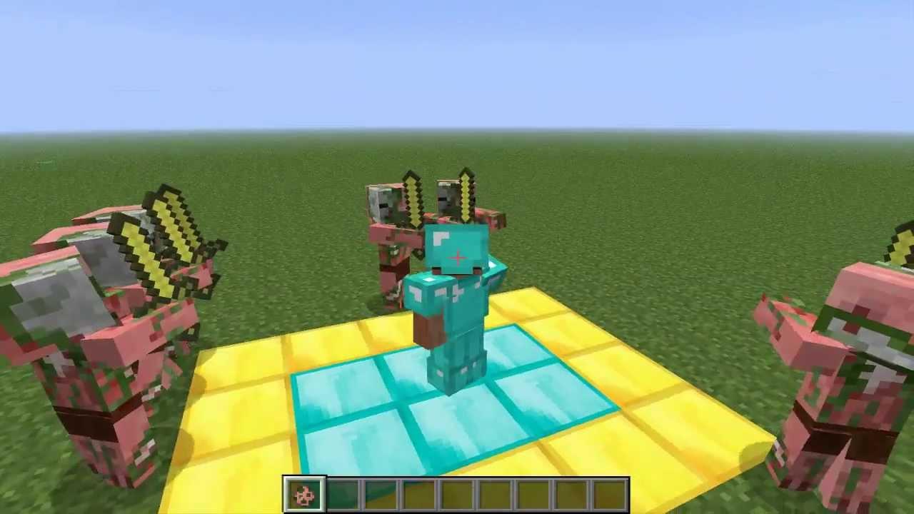 Minecraft como hacer un campo de fuerza sin mods 1 7 youtube - Como vallar un campo ...