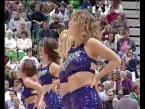NBA Live 2000: Midwest Division Halftime Show (PC)