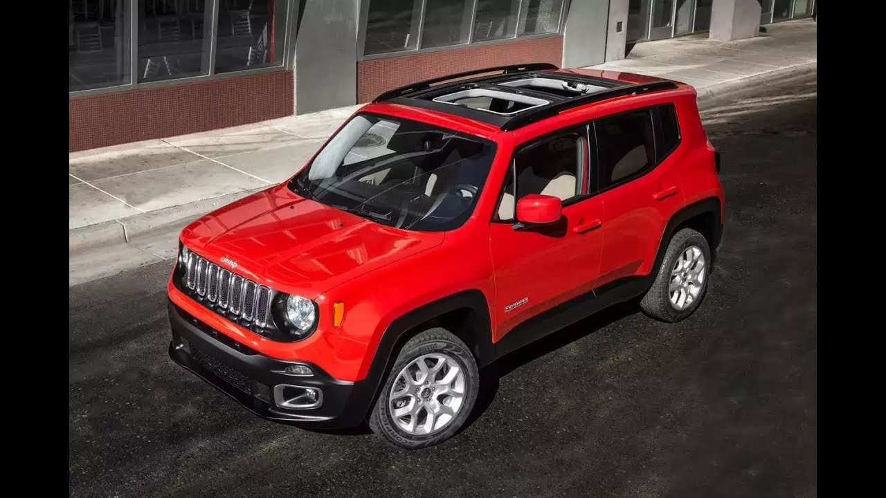 jeep renegade 2018 car review youtube. Black Bedroom Furniture Sets. Home Design Ideas
