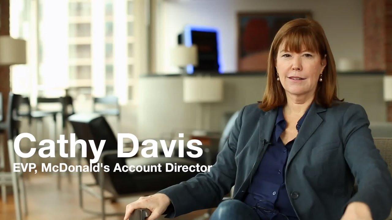 Catherine Davis: 2015 Ad Age Media Maven