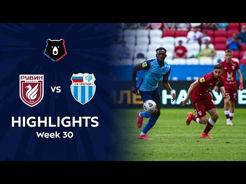 Rubin Kazan R. Volgograd Goals And Highlights