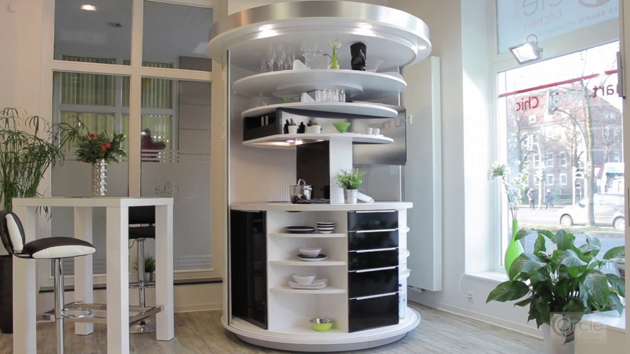 Exceptional Original Circle Kitchen, Kompakt Küchen Design