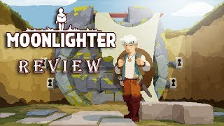 MOONLIGHTER Review - Let's start looting! (Video Game Video Review)