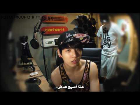 130718 JUNGKOOK Log [ARABIC SUB]