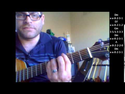 How to play Besame Mucho on acoustic guitar (Made Easy)