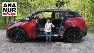 BMW i3s 2018 Baba Oğul Test