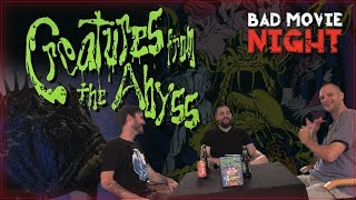 Creatures From The Abyss (1994) Bad Movies Review - Bad Movie Night