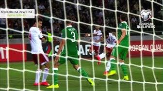 Piłka nożna / Eliminacje UEFA EURO 2016 Mecz Polska - Szkocja