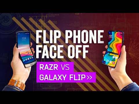 Galaxy Z Flip vs Motorola Razr: Real-World Test