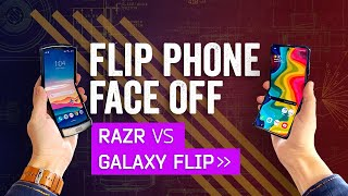 Galaxy Z Flip vs Motorola Razr: Real-World Test