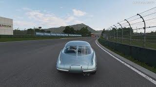 Gran Turismo Sport - Abarth 1500 Biposto Bertone B.A.T 1 '52 Gameplay [PS4 Pro]