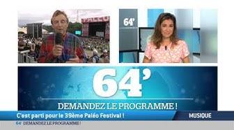 Début du 39ème Paléo Festival de Nyon