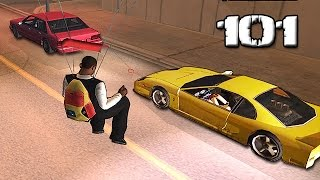 GTA San Andreas - PC - Mission 101 - Breaking the Bank at Caligula