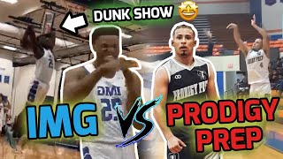 Julian Newman & Prodigy Prep Take On IMG! Stacked Squad Gives Prodigy Prep The BUSINESS 💼