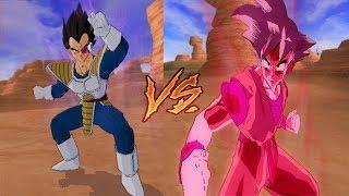 Goku Kaioken - DBZ BT3 MOD